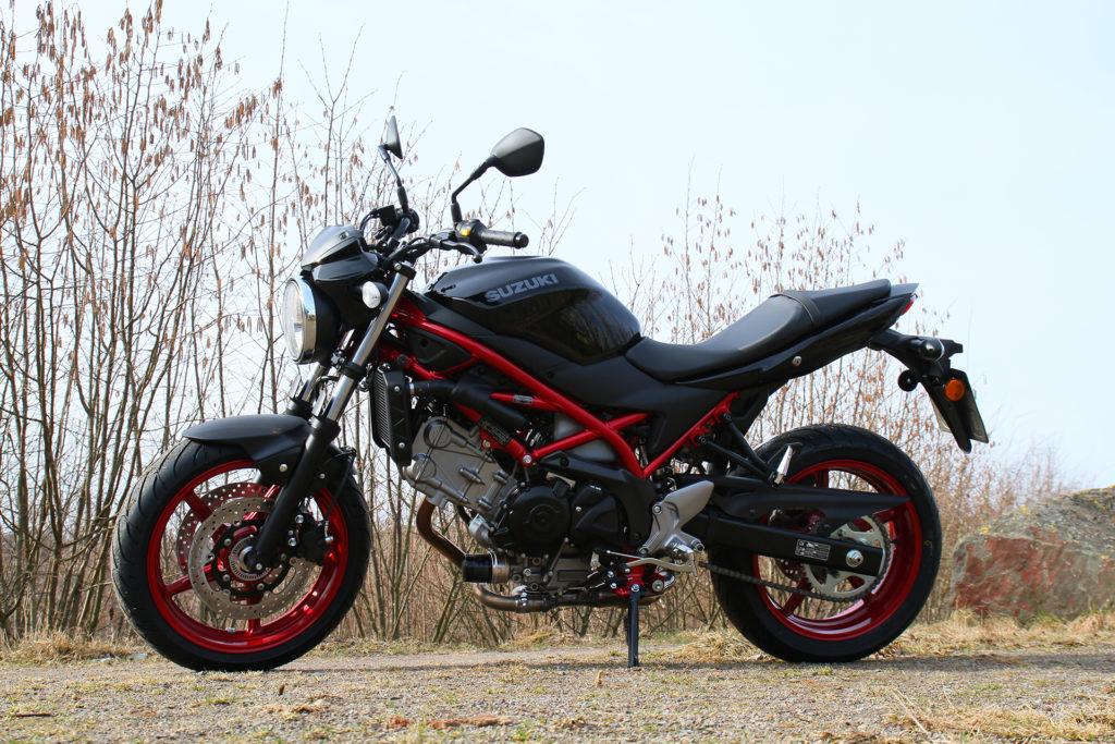 A Suzuki Motorrad