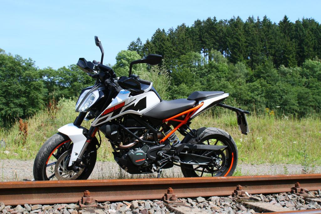 A1 KTM Motorrad