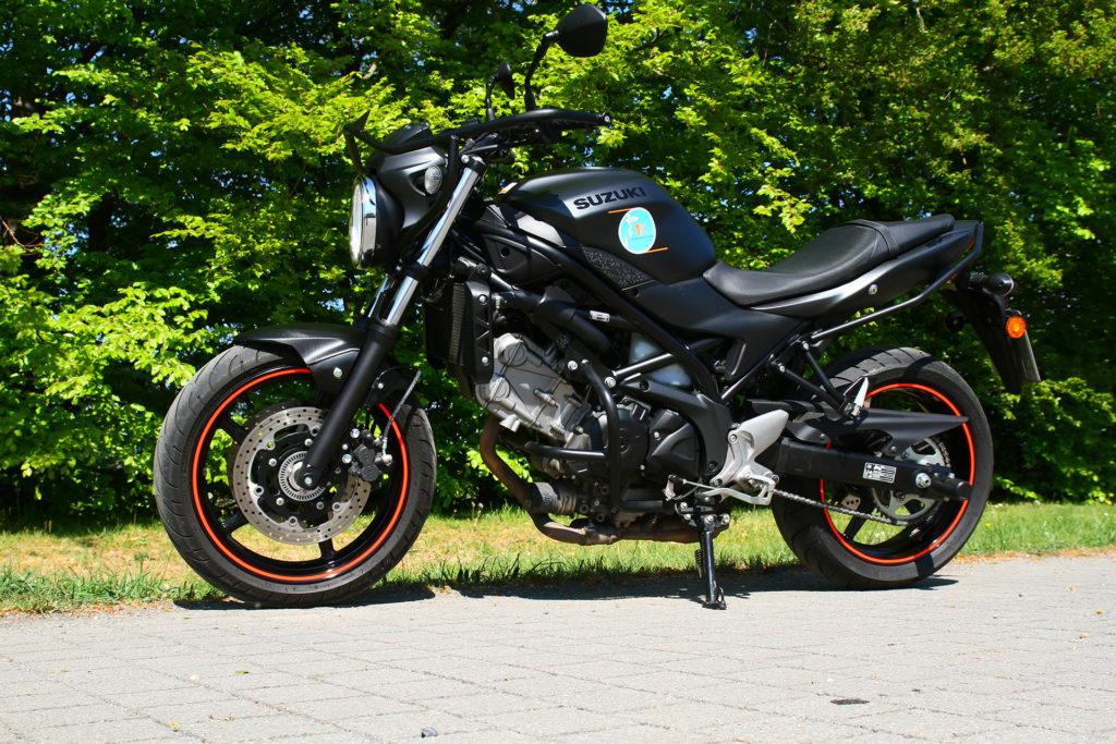 A2 Suzuki Motorrad